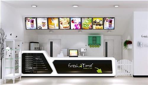奶茶店设计有什么要求